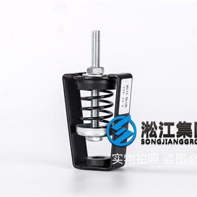 天津吊式风机专用弹簧减震器
