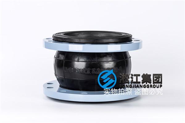 锅炉烟气脱硫装置安装耐腐蚀橡胶接头
