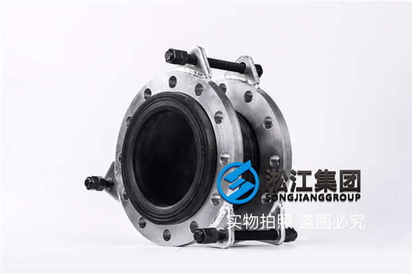 循环水泵连接用DN200 PN16天然橡胶接头你们有吗?