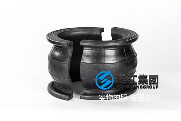 过普通水用DN80/DN100橡胶接头