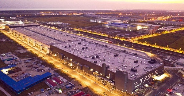 【上海特斯拉超级工厂】金属软管合同